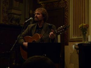 Rhob Cunningham en concert au Centre culturel irlandais