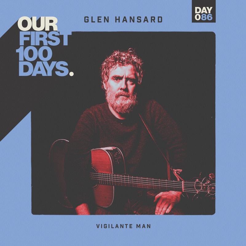 Glen Hansard Vigilante man