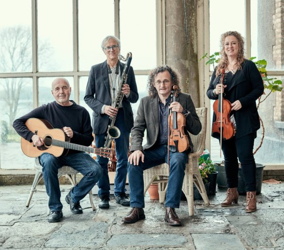 The Martin Hayes quartet